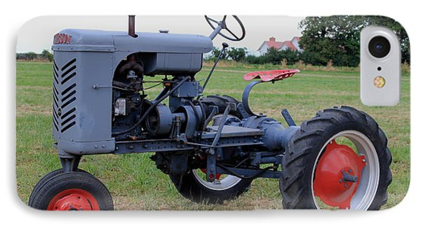 Gibson Tractor IPhone Case