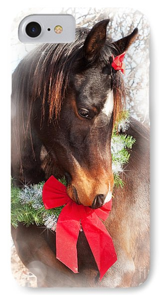 Gift Horse IPhone Case