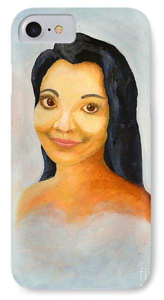 Gisela IPhone Case