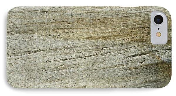 Glacially Eroded Granite Bedrock IPhone Case