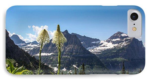 Glacier Grass IPhone Case