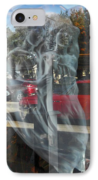 Glass Ghosts IPhone Case