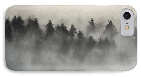 Glimpse Of Mist And Trees IPhone Case