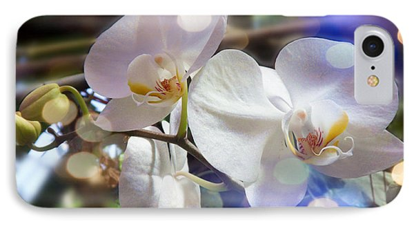 Glorious Orchids IPhone Case