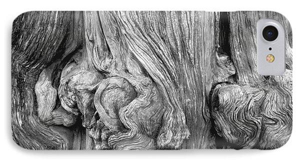 Gnarled Tree IPhone Case