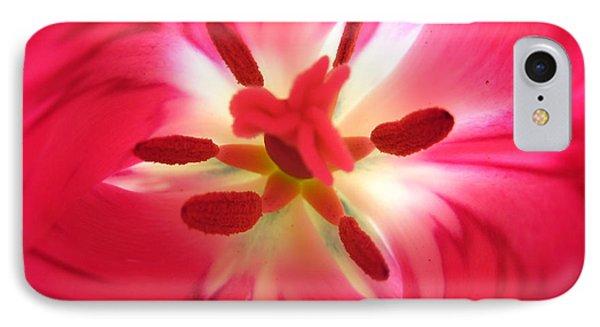 God's Floral Canvas 2 IPhone Case