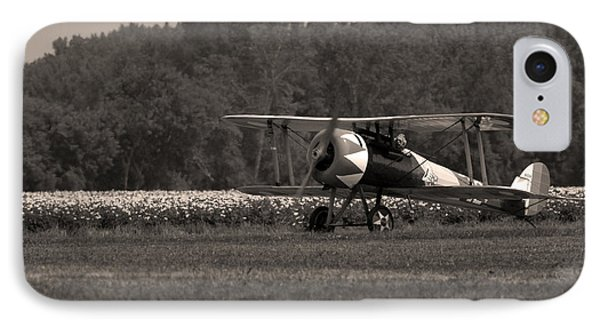Golden Age Of Aviation 1 IPhone Case