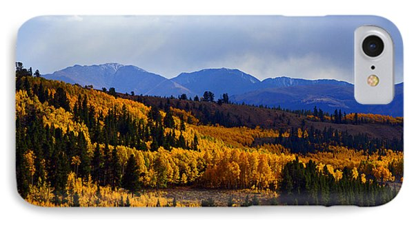 Golden Fourteeners IPhone Case
