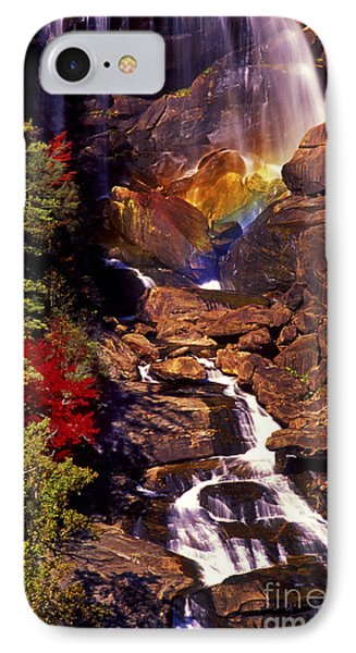 Golden Rainbow IPhone Case