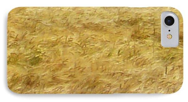 Golden Sea IPhone Case