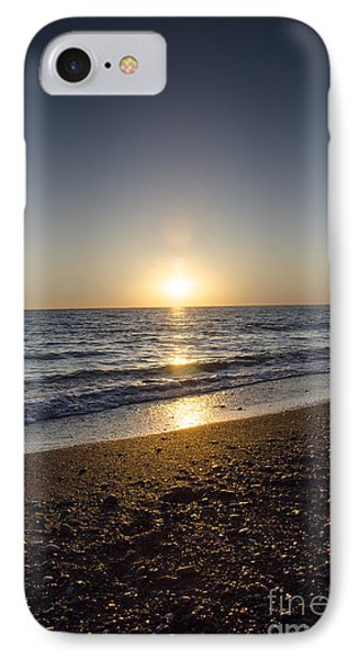 Golden Sunset2 IPhone Case