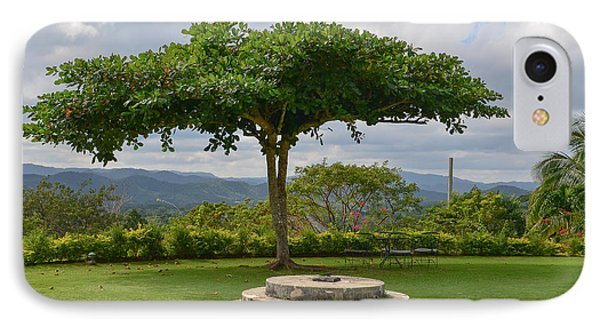 Good Hope Estate Lawn Jamaica IPhone Case