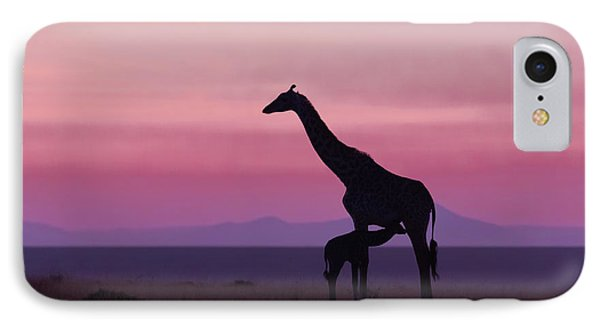 Good Morning Masai Mara 7 IPhone Case