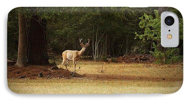 Good Night Deer IPhone Case