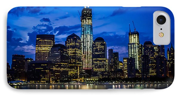Good Night, New York IPhone Case