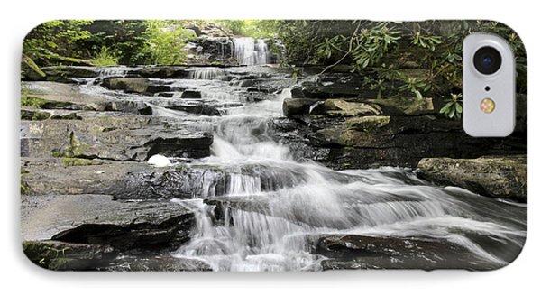 Goose Creek Falls IPhone Case
