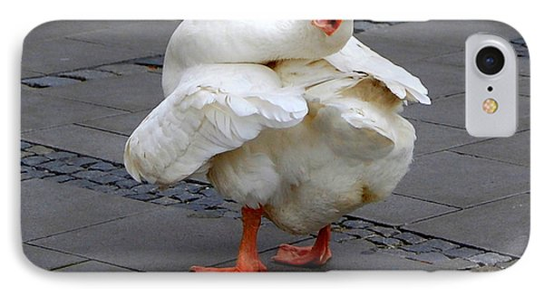 Goose Talk IPhone Case
