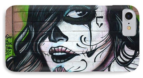 Graffiti Art Curitiba Brazil 21 IPhone Case