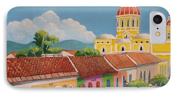 Granada Cathedral IPhone Case