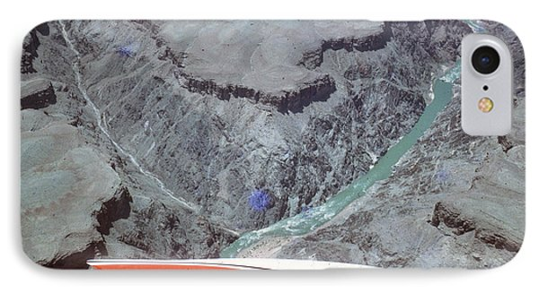 Grand Canyon From The Air IPhone Case