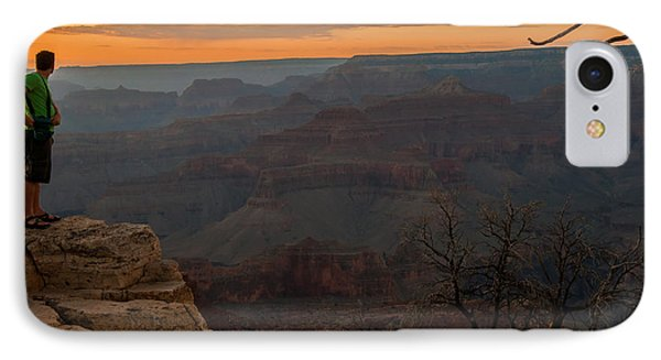 Grand Canyon Sunset Wim IPhone Case