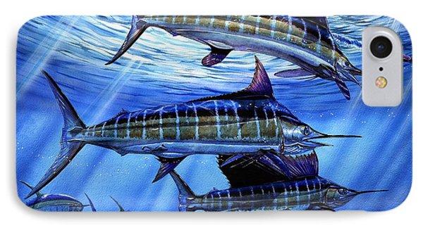 Grand Slam Lure And Tuna IPhone Case