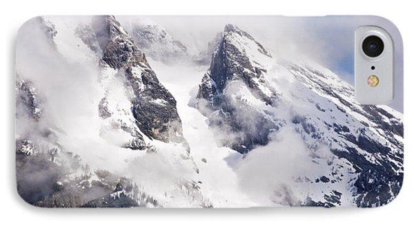 Grand Teton Glacier IPhone Case