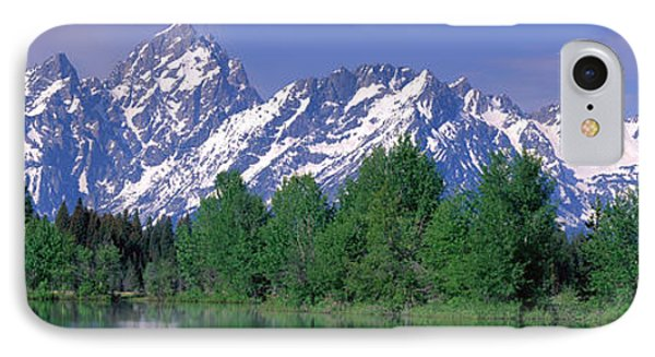 Grand Tetons National Park Wy IPhone Case