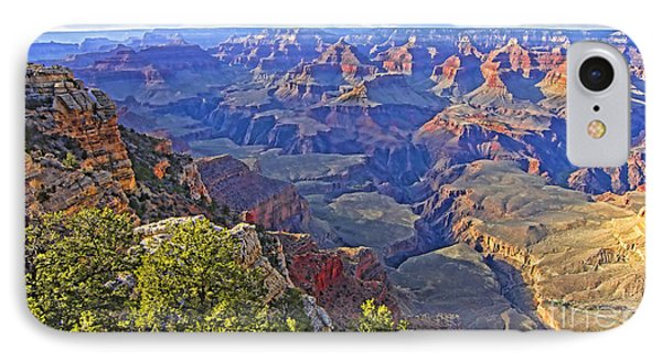 Grand View Canyon IPhone Case