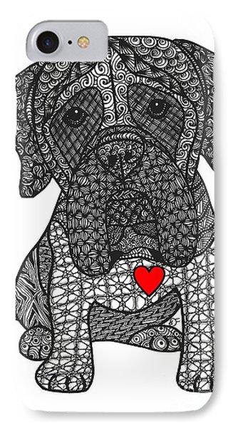 Grandeur - Mastiff IPhone Case