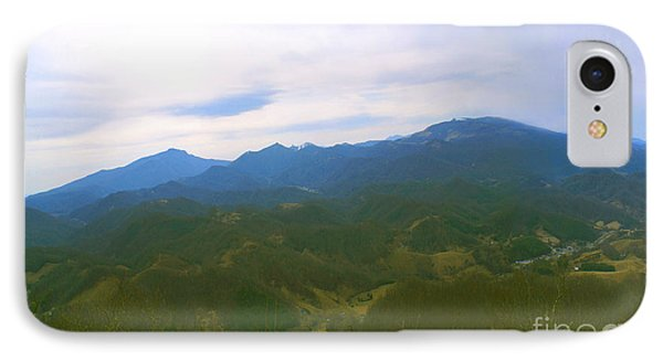 Grandfather Sugar Beech Mountains IPhone Case