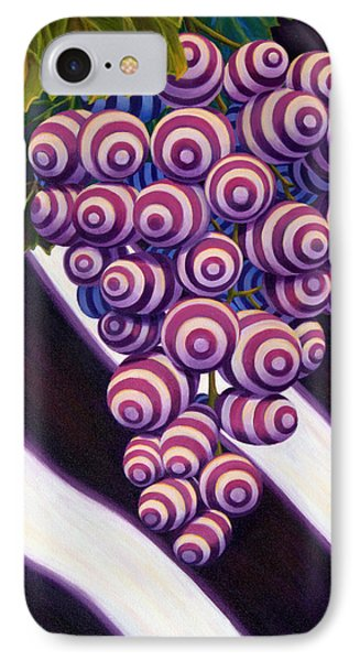 Grape De Menthe IPhone Case