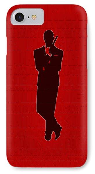 Graphic Bond 3 IPhone Case