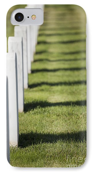 Grave Markers IPhone Case