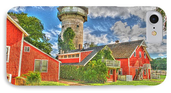 Grazing Fields Farm Bourne Cape Cod IPhone Case