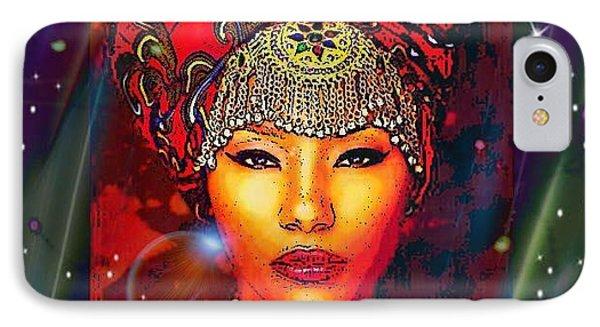 Great Lady Malkia IPhone Case