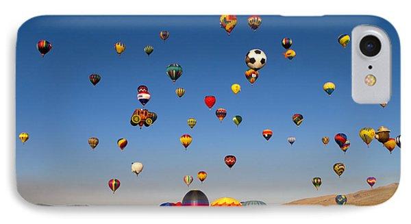 Great Reno Balloon Race IPhone Case