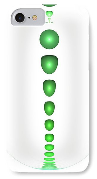 Green Drop IPhone Case