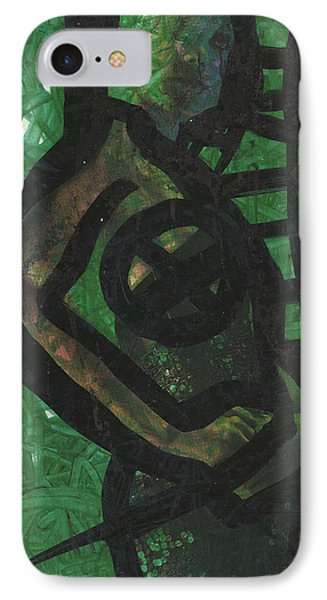 Green Lantern Diva IPhone Case