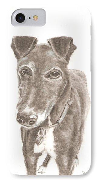 Greyhound IPhone Case