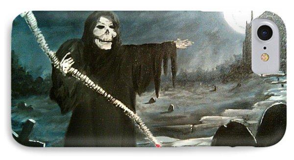 Grim Creeper IPhone Case