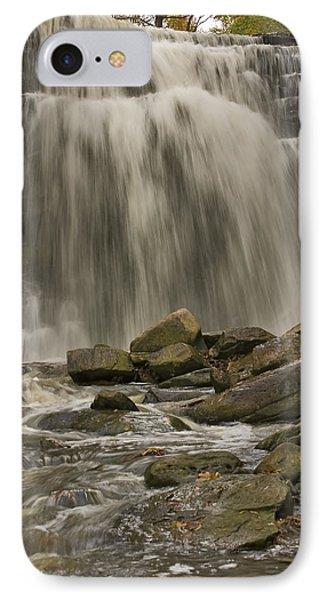 Grindstone Falls IPhone Case