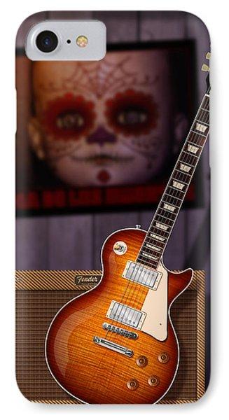 Guitar Scene IPhone Case
