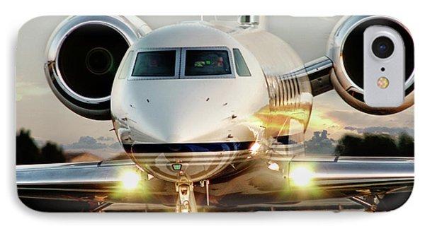 Gulfstream G550 IPhone Case