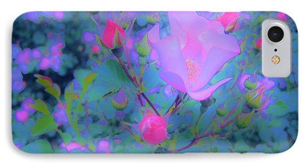 Gypsy Rose - Flora - Garden IPhone Case