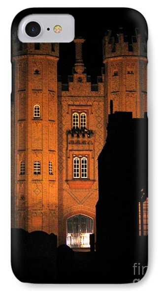 Hadleigh Deanery By Night IPhone Case