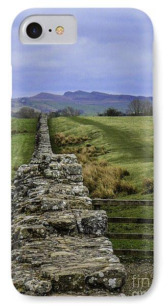 Hadrian's Wall IPhone Case