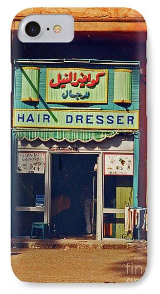 Hair Dresser IPhone Case