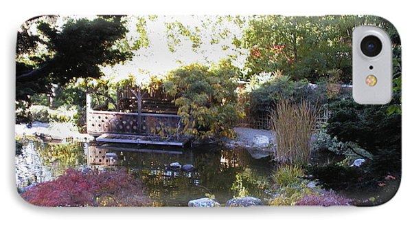 Hakone Gardens 1 IPhone Case