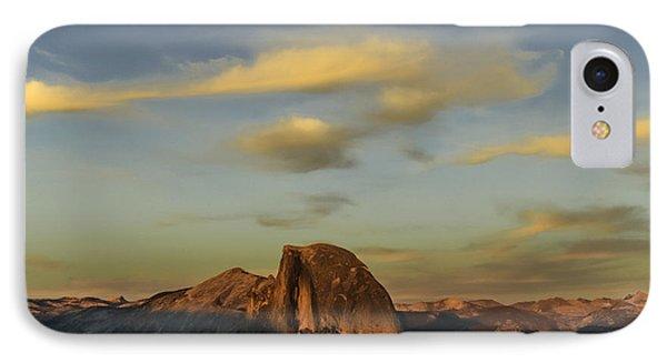 Half Dome Sunset IPhone Case